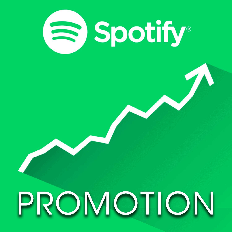 Spotify Organic Promotion
